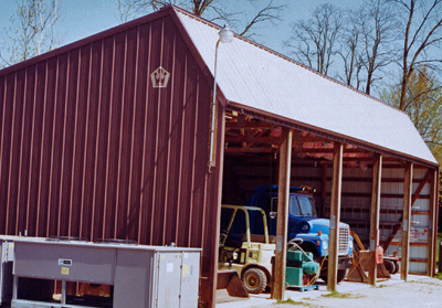 Pole Barn Amp Building Features Accessories Michigan Pole