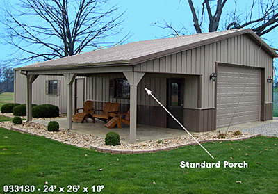 Pole Barn & Building Features/Accessories, Michigan Pole
