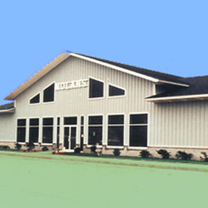 Metal Building Commercial Retail Michigan 1