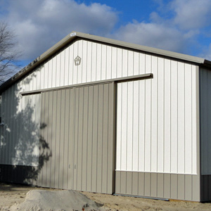 Metal Steel Pole Building Small Mi 2