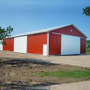 Metal Storage Building Steel Mi 1