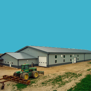 Steel Building Farm Shop Machine Storage Mi 1