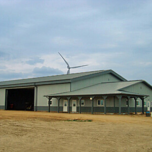 Steel Building Industrial Shop Storage Mi 1